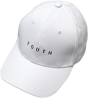Kingrock Unisex Hip-Hop Adjustable Baseball Cap Hat Letter Print Sports Trucker Cap