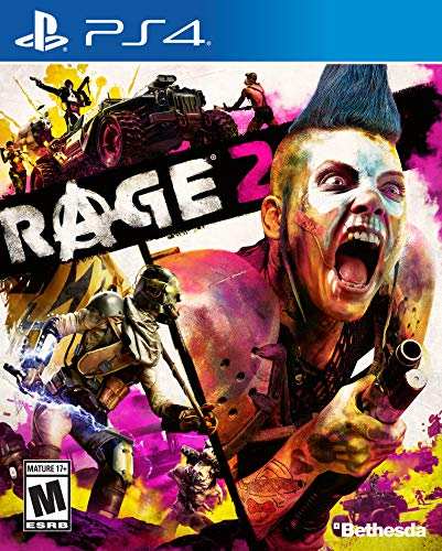 Rage 2 (PS4, Xbox One or PC) – $10.00 (83% Off)