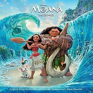 Moana: The Songs Original Soundtrack