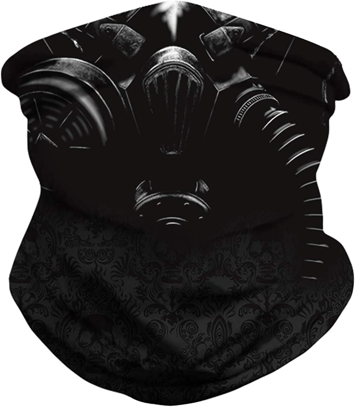 Ecosunny Face Mask Bandanas Scarf UV Protection Neck Gaiter Headwear Balaclava for Women & Men Dust Outdoors/Sports