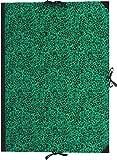 Lefranc & Bourgeois 514001 - Carpeta de dibujos, verde y negro