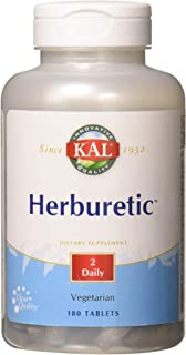 KAL Herburetic Tablets, 180 Count