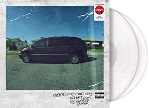 good kid, m.A.A.d city - Exclusive Limited Edition Clear 2XLP Vinyl [Condition-VG+NM]