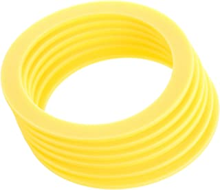 6 Packs Canister Toilet Flush Valve Seal Replacements for Toilets Replaces K-GP1059291