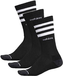 adidas Men's 3-Stripe Crew Socks (3 Pairs)