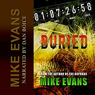 Buried audiobook cover art