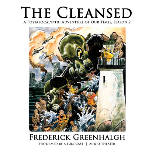 The Cleansed, Season 2 audiobook cover art