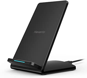 Hevanto Qi-Certified Fast Wireless Charger
