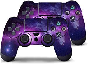 2PCS/Set PS4 Controller Skin Sticker Nebular Vinly Decal Cover for Sony PlayStation 4 DualShock Wireless Gamepad