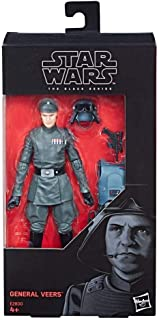 Star Wars The Empire Strikes Back Black Series General Veers Exclusive Action Figure