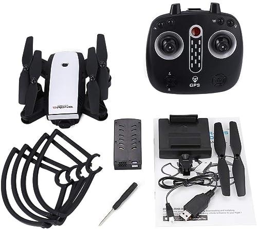 todos los bienes son especiales Fantasyworld 2.4G FPV FPV FPV Plegable GPS Drone RC Quadcopter con 720P Ajustable cámara de Alta definición en Tiempo Real Altitud Mantenga Sígueme  calidad garantizada