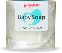 Pigeon Baby Transparent Soap without Case, 90g