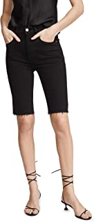 Women's Le Vintage Bermuda Raw Edge Shorts