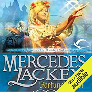 Fortune's Fool audiobook cover art