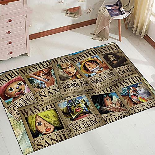 Uma peça de tapete de anime para meninos sala de estar quarto (20 x 32 polegadas) -A_61 x 16 {60 x 40 cm}