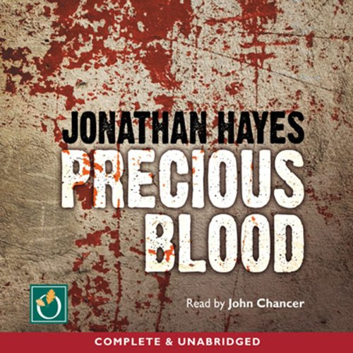 Precious Blood audiobook cover art