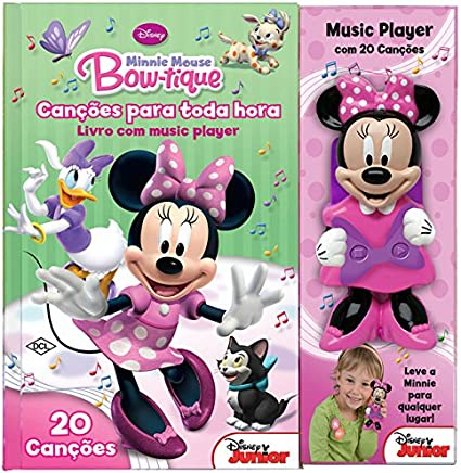 Minnie. Canções Para Toda Hora - Coleção Disney