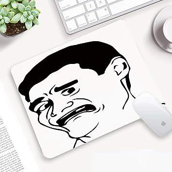 Alfombrilla Ratón 320x250 mm,Decoración de humor, Meme de ...