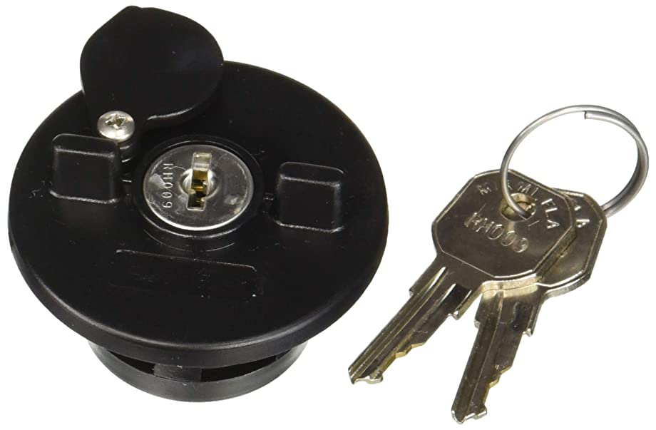 Perko 1324DP0BLK Locking Gas Cap