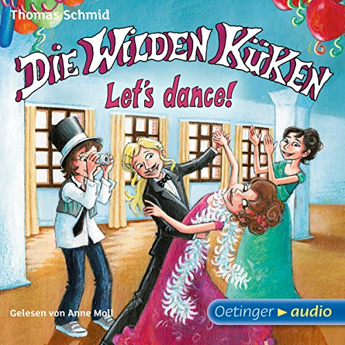 Let's dance! Titelbild