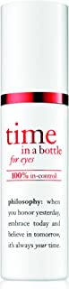 Philosophy Time In A Bottle Eye Serum, 15ml