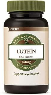 GNC Lutein