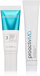 ProactivMD Full Size Daily Oil Control SPF 30 & Adapalene Duo