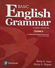 Basic English Grammar Student Book B with Online Resources, 4e