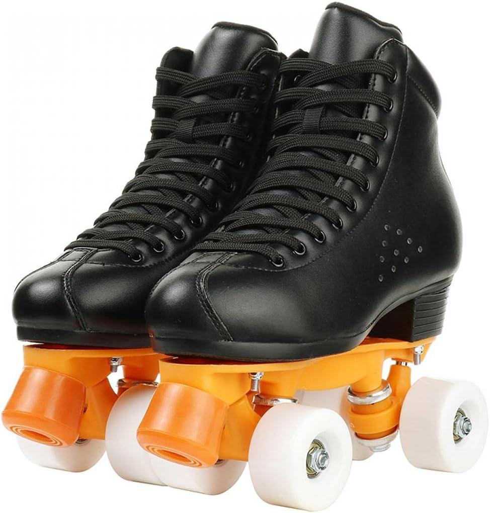 Magnitt Roller Skates for 5 ☆ popular Women and Men Double 4 Adjustable Row Max 47% OFF