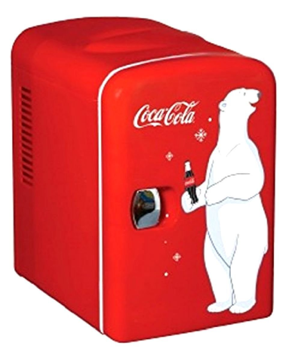 Koolatron Coca Cola Personal Fridge 7RK B274606