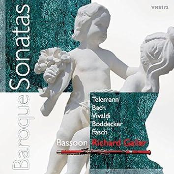 Baroque Sonatas