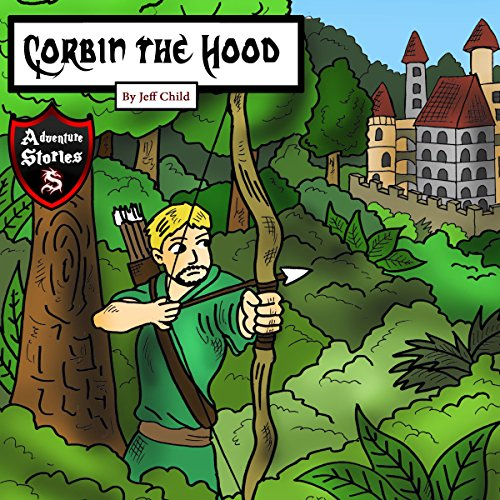 Corbin the Hood audiobook cover art
