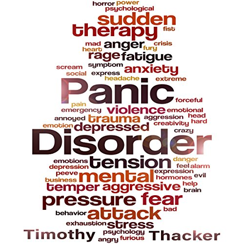 Panic Disorder audiobook cover art