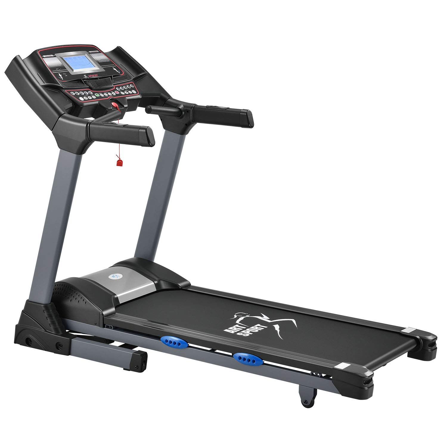 Art Sport 24018 - Cinta de correr para fitness: Amazon.es ...