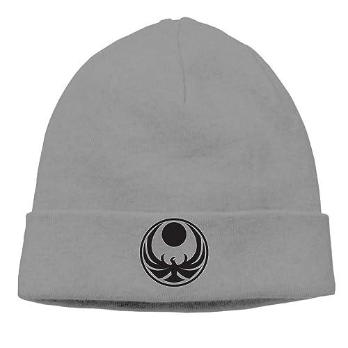 50eef1035f4 Skyrim Nightingale Logo World Video Game Knit Hipster Hat Woolen Cap