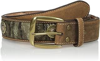 Nocona Men's Camo Bullet Straight Belt