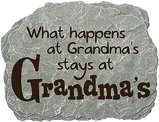 Carson Home Accents Happens at Grandma's - Garden Stone