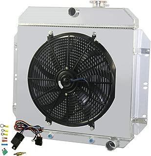 OzCoolingParts 2 Row Core Aluminum Radiator +16