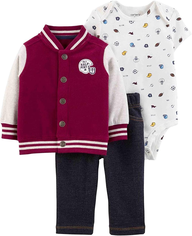 Carter's Baby Boys' Cardigan Sets