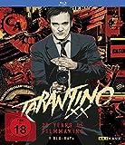 Tarantino XX Collection (8 Films) - 9-Disc Box Set ( Reservoir Dogs / True Romance / Pulp Fiction / Jackie Brown / Kill Bill: Vol. 1 / Kill Bill: Vol. 2 / Death Proof / Inglourious Basterds (Blu-Ray)