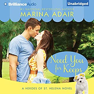 Need You for Keeps cover art