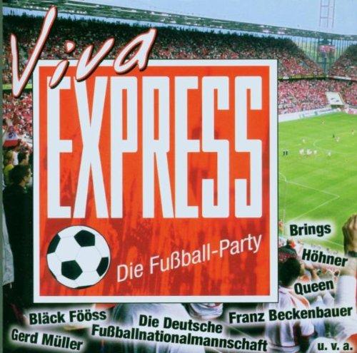 Viva Express Fussball Party