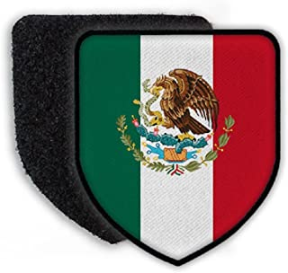 Flag of Mexico country national coat of arms - Patch/Patches