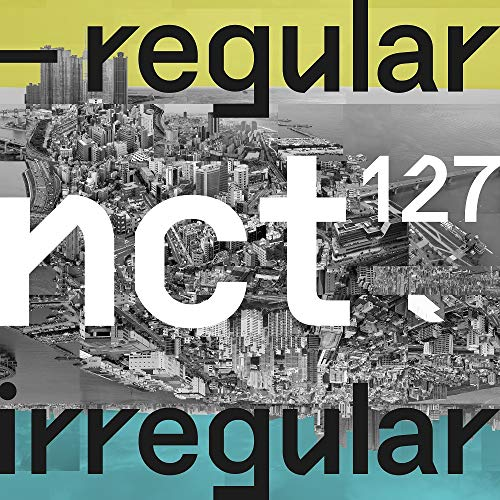 SM Entertainment NCT 127 - NCT #127 Regular-Irregular [Random ver.] (Vol.1) CD+Photobook+Photocard+Folded Poster+Extra Photocards Set