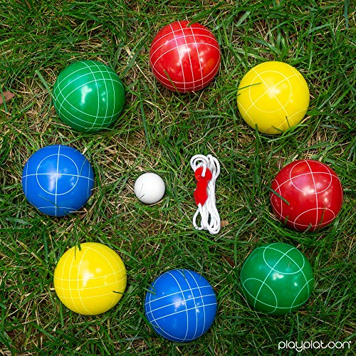 Play Platoon Bocce Ball avec...