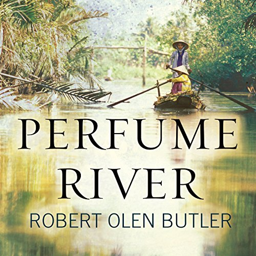 Perfume River audiobook cover art