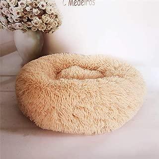 BOOB 2019 Deep Sleep Dog House Kennel Round Nest Autumn Winter Cat Mattress for Small Medium Dogs Pet Supplies Dog Bed Kennel