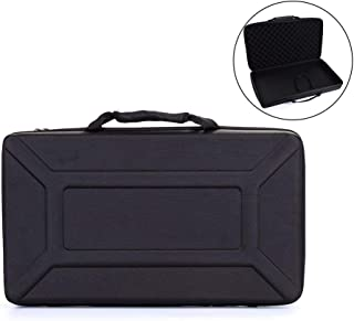 HEYJUDY Storage Shockproof Bag for Traktor Kontrol S2 Mk3 DJ Controller Scratch-Resistant Widening Handle Easy to Carry Sturdy Zip