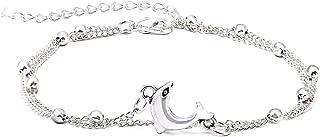 Best dolphin anklet bracelet Reviews