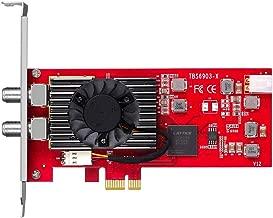 tbs6903 professional dvb s2 dual tuner pcie card